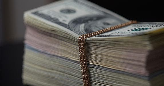 IRA must be loaded with cash © iStock