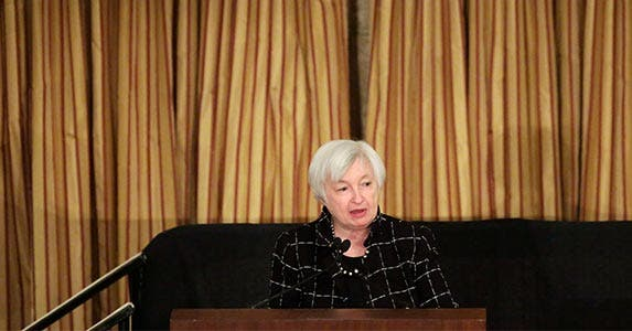 7 benefits of Fed rate hikes | Joshua Lott/Getty Images