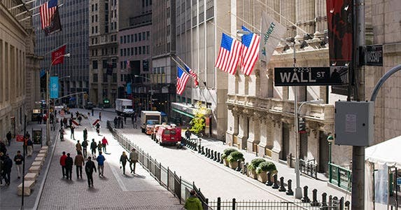 Stocks will trade on fundamentals | Dennis Fischer Photography/Getty Images
