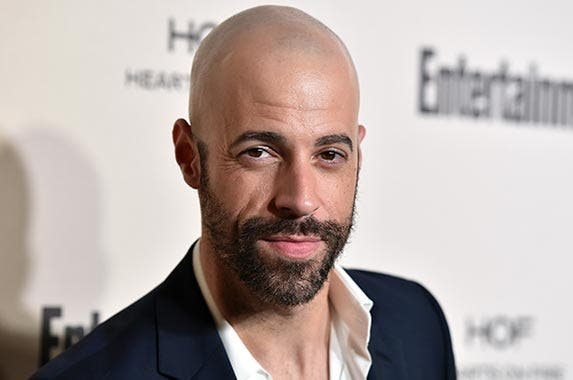 No. 5 (tie): Chris Daughtry | Alberto E. Rodriquez/Getty Images