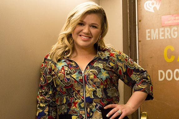 No. 2: Kelly Clarkson | Cindy Ord/Getty Images