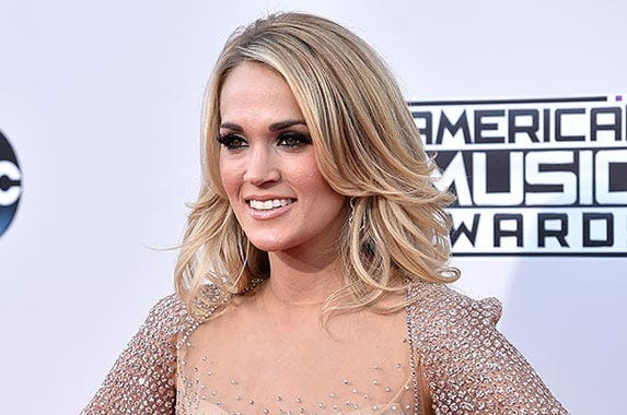 No. 1: Carrie Underwood | John Shearer/Getty Images