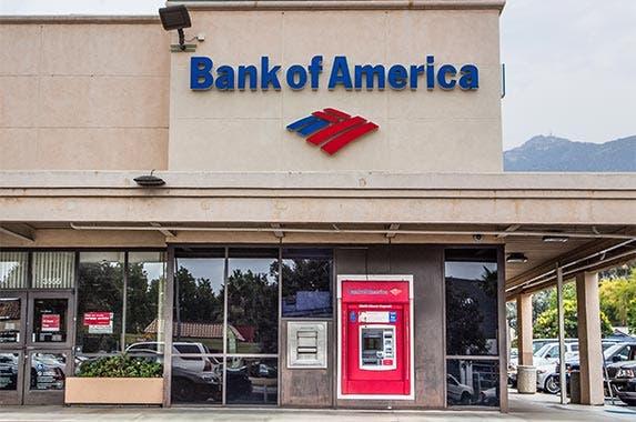 Bank of America | © Ken Wolter/Shutterstock.com