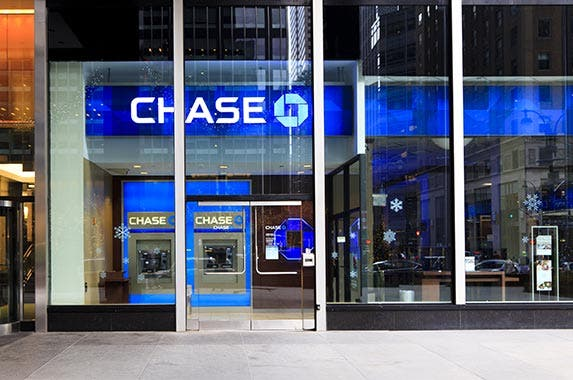 1. JPMorgan Chase | Stephen Ehlers/Moment Mobile ED/Getty Images