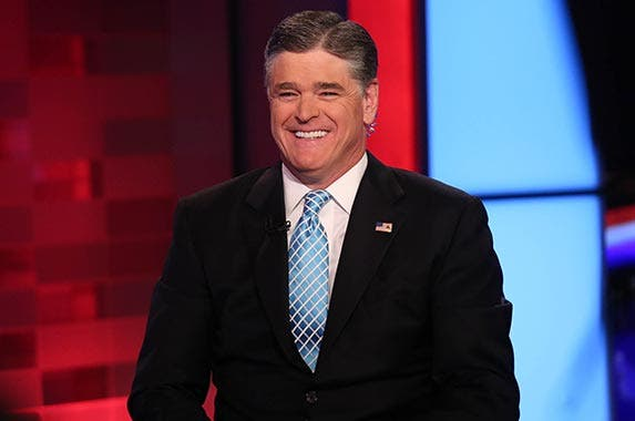 Pundit: Sean Hannity (Conservative) | Rob Kim/Getty Images