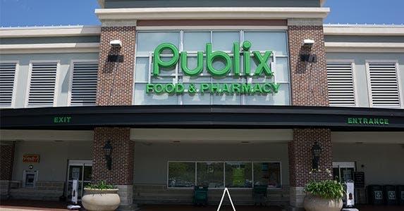 Publix helps even modest earners retire © Rob Wilson/Shutterstock.com