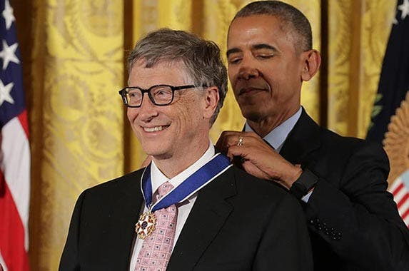Bill Gates | Chip Somodevilla/Getty Images