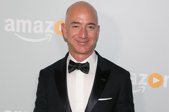 Jeff Bezos | Gabriel Olsen/Getty Images