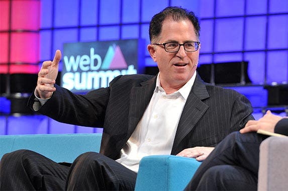 Michael Dell | Clodagh Kilcoyne/Getty Images