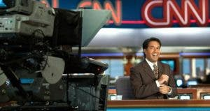 CNN news anchor | Steve Raymer/Getty Images