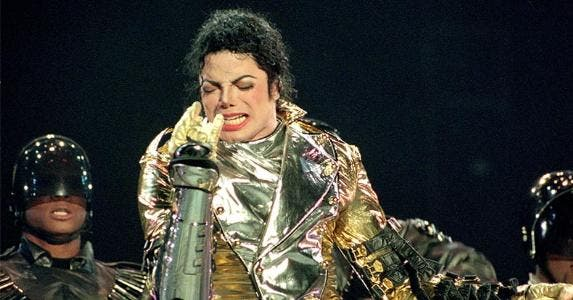 Michael Jackson | Phil Walter/Getty Images
