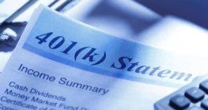 401(k) statement | iStock.com/DNY59