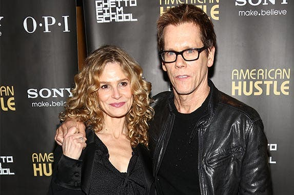 Kevin Bacon and Kyra Sedgwick |