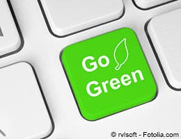 Going green at your credit union