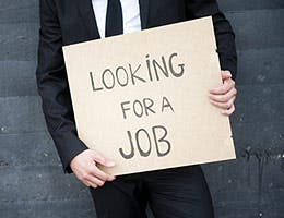 You're out of a job © Luna Vandoorne/Shutterstock.com
