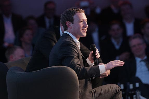 Mark Zuckerberg | KAY NIETFELD /Getty Images