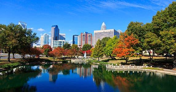 Charlotte, North Carolina © iStock