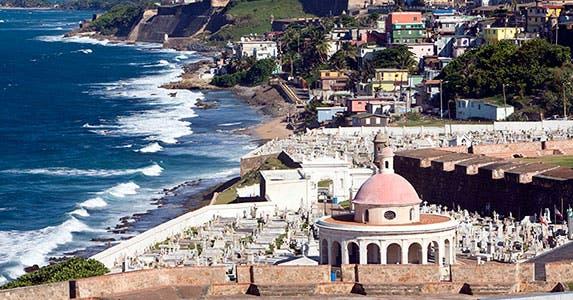 San Juan, Puerto Rico © iStock