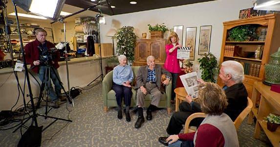 Retirement living: Hollywood endings