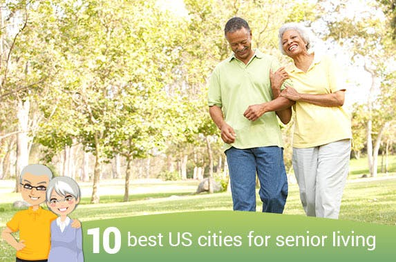 Top 10 cities for empty nesters © iStock