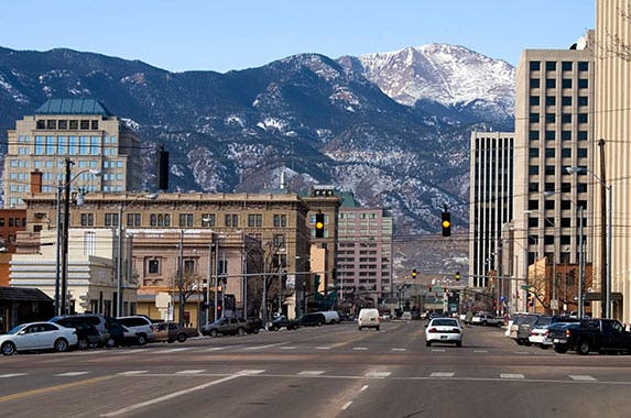 Colorado Springs, Colorado © iStock