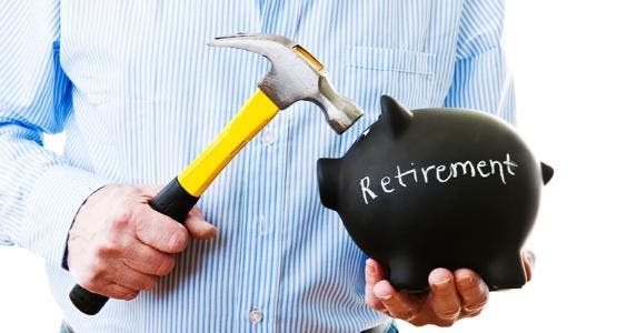 Consolidating 403 b retirement accounts