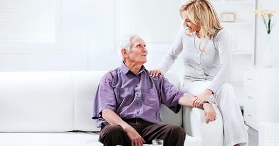 Prepare for long-term care © iStock
