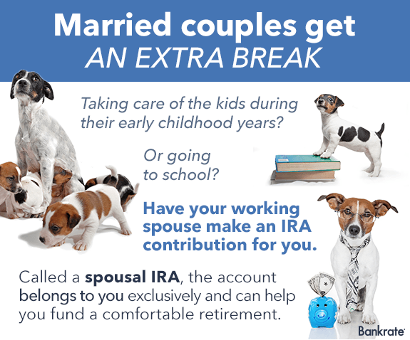 Married couples get an extra break © Bigstock
