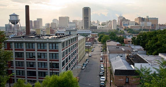 No. 10: Richmond, Virginia © iStock
