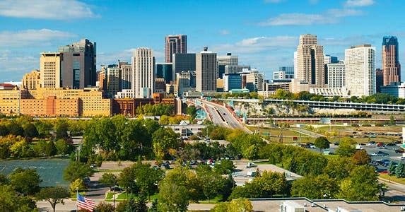 No. 5: St. Paul, Minnesota © iStock