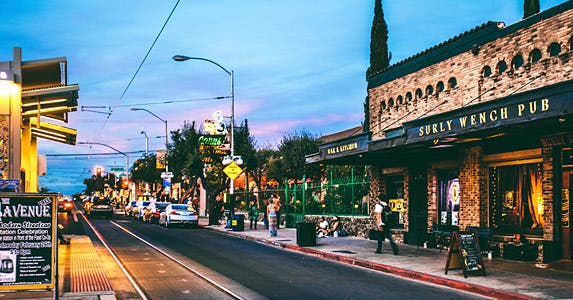 No. 4: Tucson, Arizona © iStock