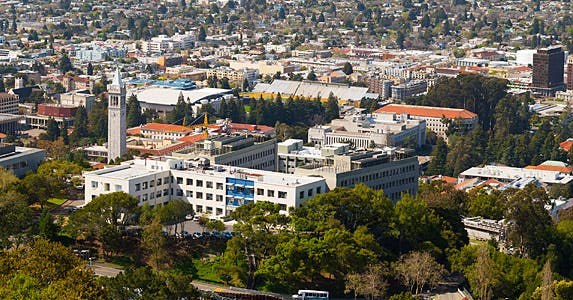 No. 3: Berkeley, California © iStock