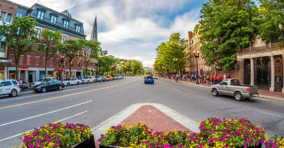 No. 1: Cambridge, Massachusetts © iStock