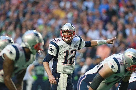 New England Patriots (Football) | BostonGlobe/Getty Images