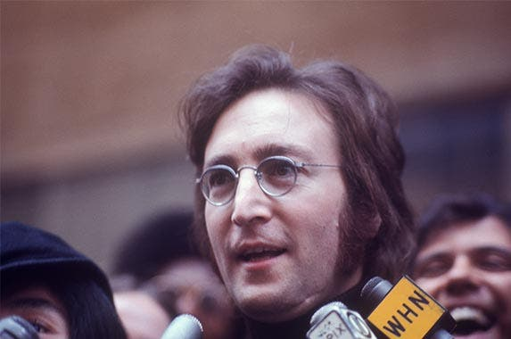 John Lennon | Art Zelin/Getty Images