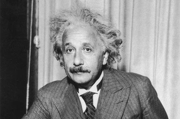 Albert Einstein | Lambert/Getty Images