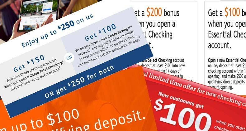 Compare Checking-Account-Bonus Offers - Bankrate.com