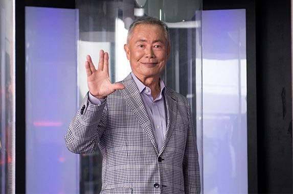 George Takei | Noam Galai/Getty Images