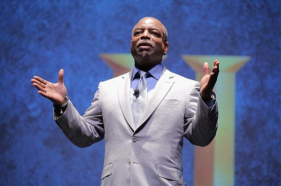 LeVar Burton | Jemal Countess/Getty Images