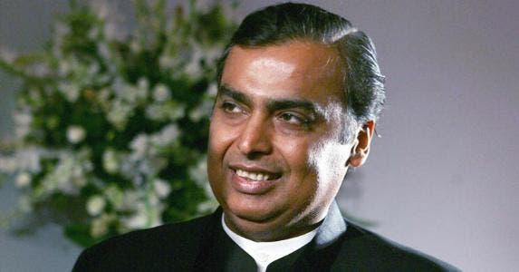 Mukesh Ambani | The India Today Group/Getty Images