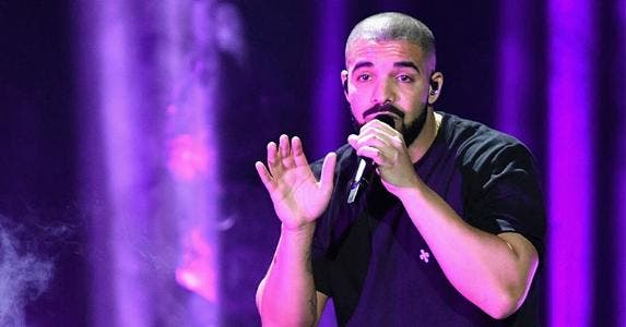 Drake | Mike Windle/Getty Images