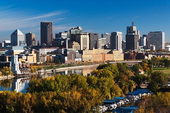 No. 9: Minnesota   Walter Bibikow/Getty Images
