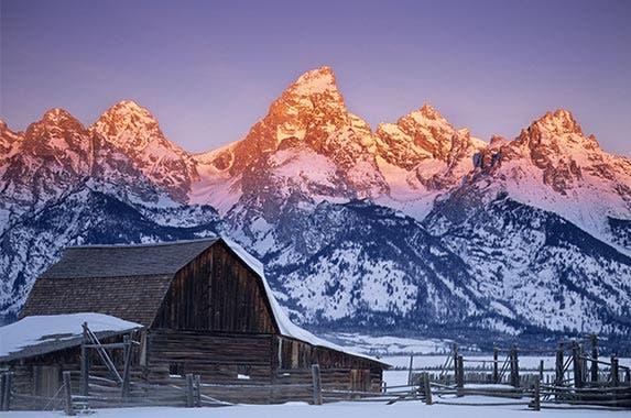 No. 1: Wyoming   Jeff Diener/Getty Images