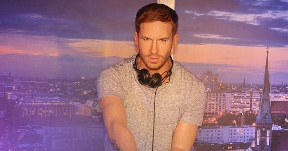 Calvin Harris | Chad Buchanan/Getty Images