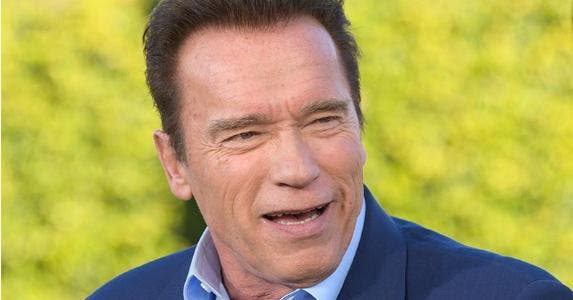 Arnold Schwarzenegger | Noel Vasquez/Getty Images