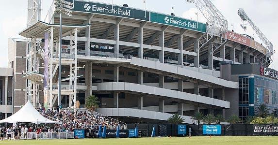 No. 1: EverBank Field © Gray Quetti/ZUMA Press/Corbis
