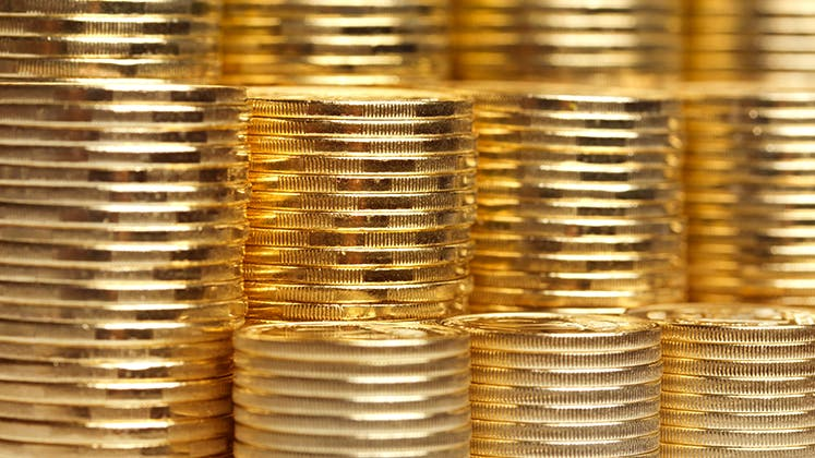 to in gold coins invest way best