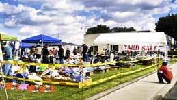 8 items to buy at yard sales this summer
