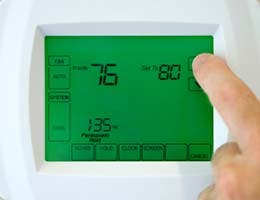 Learn to use a programmable thermostat