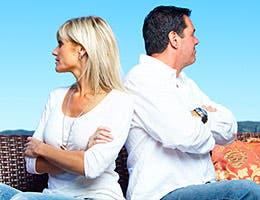 What if you get a divorce? © kurhan/Shutterstock.com